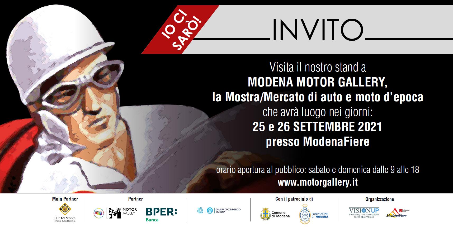 Carrozzeria Mirage alla Modena Motor Gallery!